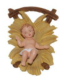 Bambino Gesù in Culla
