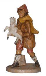 Pastore con pecora