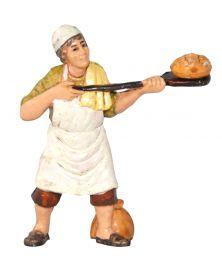 Uomo con pane