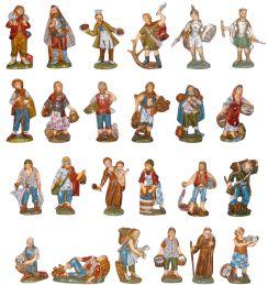 24 pastori semplici