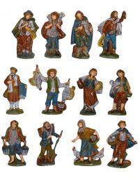 12 pastori semplici