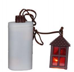 Lanterna di plastica