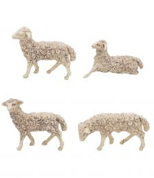 4 pecore