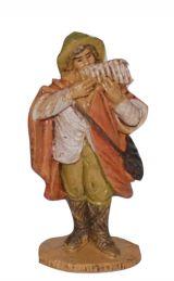 Pastore con strumento