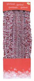 Ghirlanda rosso-bianco