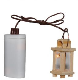 Lanterna di legno