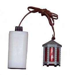 Lanterna di metallo