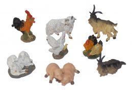 8 gruppi animali