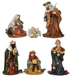 Natività  6 figure