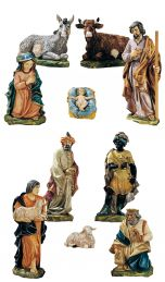 Natività 10 figure