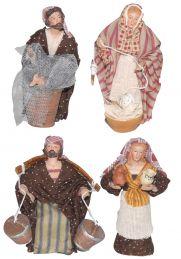 Natività  4 Pastori