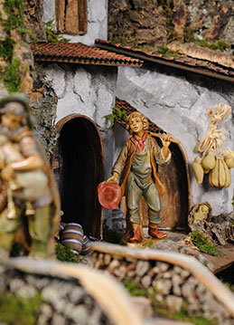 Italy Nativity Sets Wholesale And Production Of Figurines For