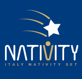 Italy Nativity Set